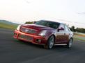 Cadillac CTS 2009 года