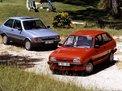 Ford Fiesta 1983 года