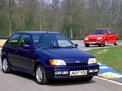 Ford Fiesta 1990 года