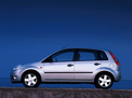 Ford Fiesta 2002 года