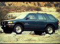 Honda Passport 1993 года
