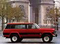 Jeep Cherokee 1980 года