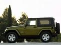 Jeep Wrangler 2008 года