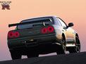 Nissan Skyline 2002 года