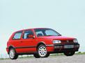 Volkswagen Golf GTI 1992 года