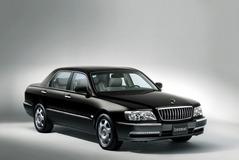 Hyundai Centennial 2005 года