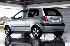 Hyundai Getz 2006 года