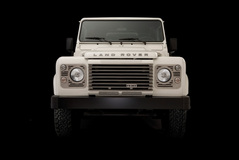 Land Rover Defender 2008 года