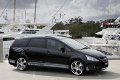 Mitsubishi Grandis 2008 года