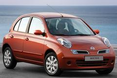 Nissan Micra 2007 года