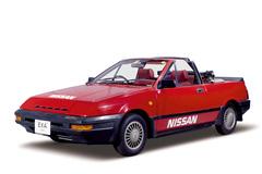 Nissan Pulsar 1985 года