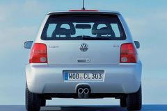Volkswagen Lupo 2000 года