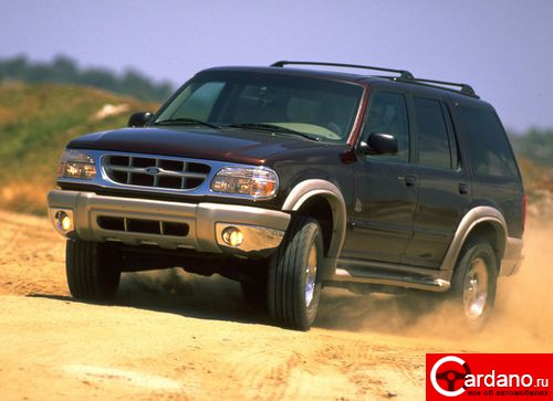 ford explorer 2.0 at (240 л.с.) 4wd