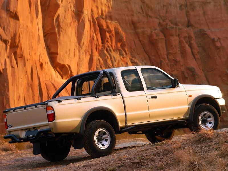ford ranger отзывы 2000 год