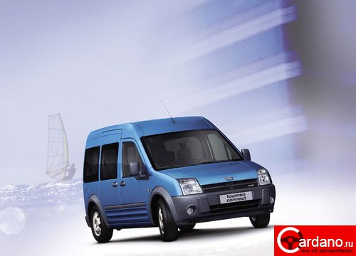 Ford Tourneo Connect Transit
