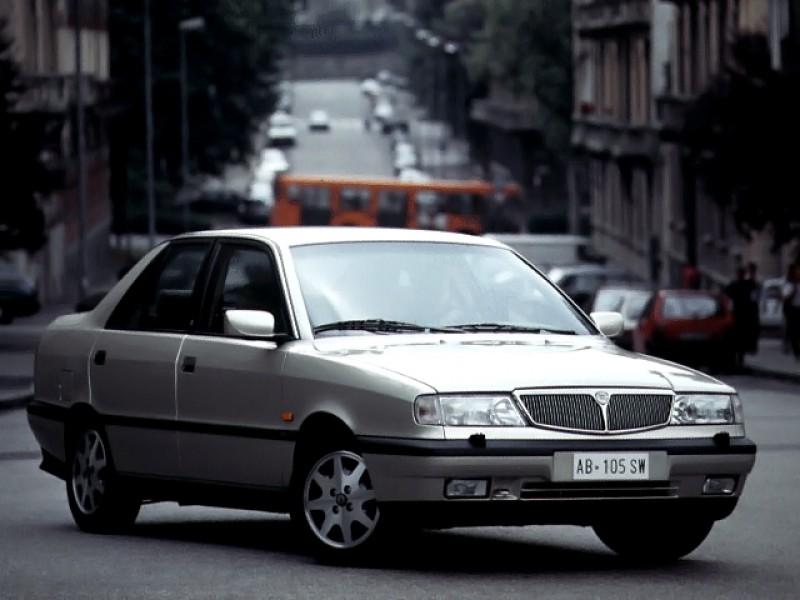 Характеристики Lancia Dedra 1989-1999 год. Размер дисков, тип ...