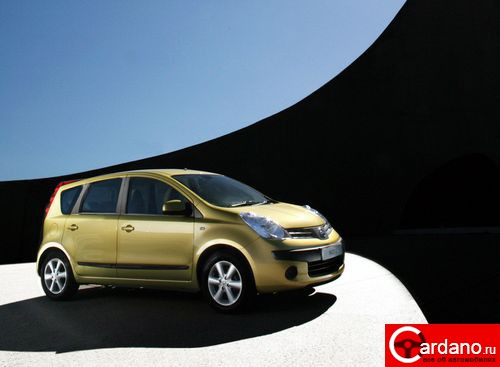 nissan note 2005 год