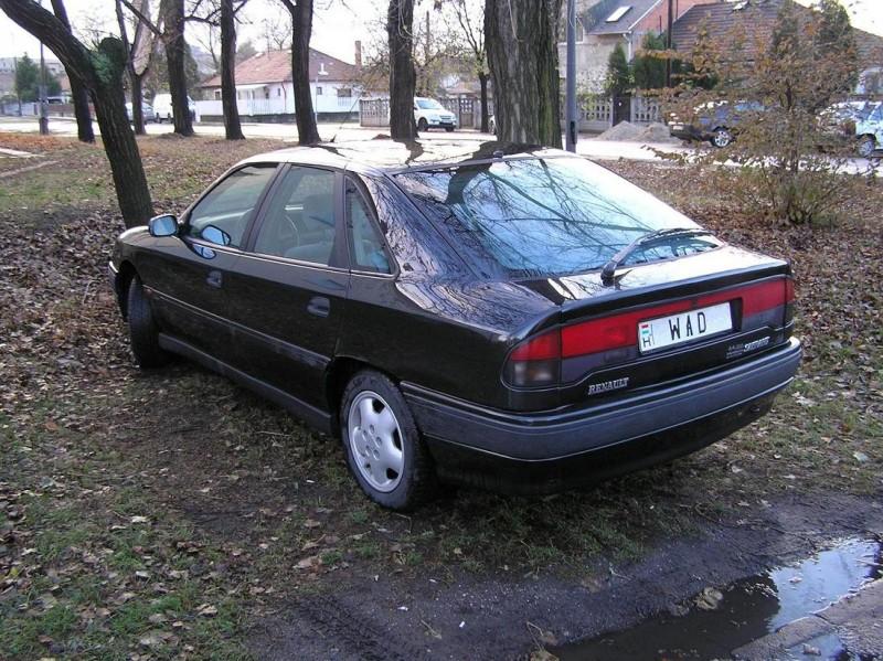 Renault Safrane 1992 2010