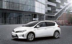 Toyota всё же обновит  Auris