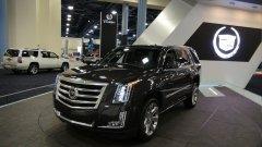 Новый Cadillac Escalade поменял ценники до старта продаж