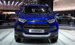 Ford немного обновил  EcoSport