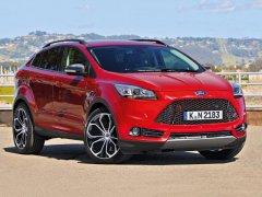 Новый автомобиль Форд Куга 2016