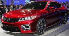 Обновленный Автомобиль Honda Accord 2016