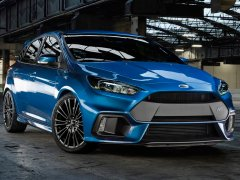 Ford Focus III RS 2016