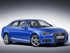 Новая модель Audi A4 B9