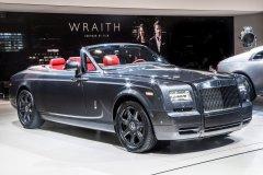 Rolls-Royce рассекретил финальную версию купе Phantom